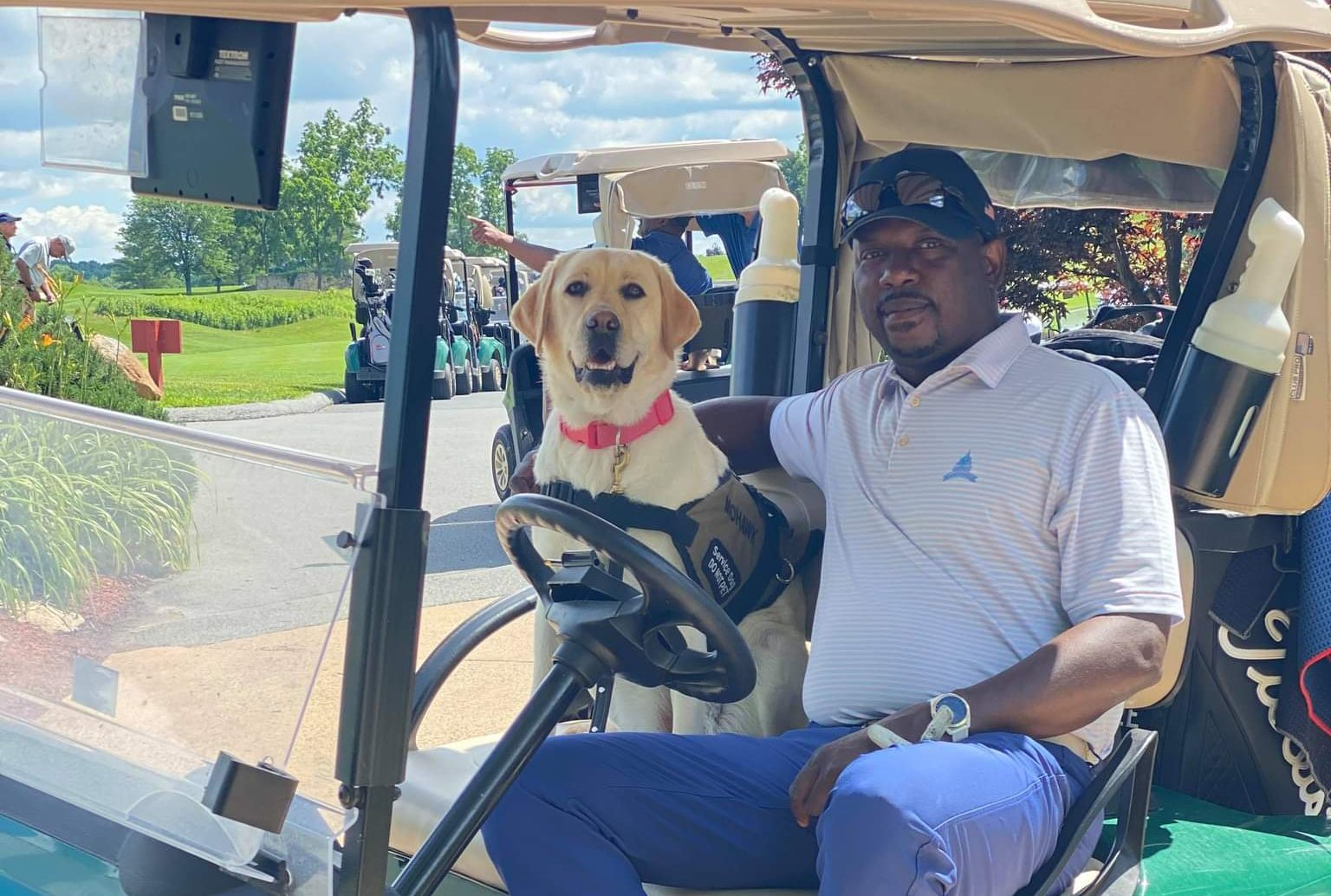 Dominion Charity Classic's Birdies for Charity helps LOV give back